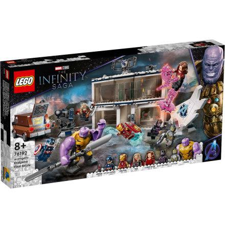 Lego Super Heroes Avengers Endgame - Den sista striden