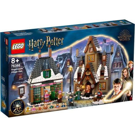 Lego Harry Potter Besök i Hogsmeade