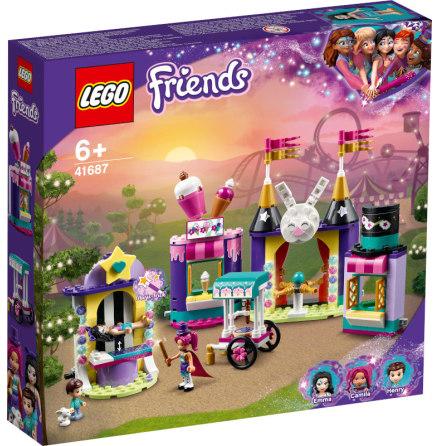Lego Friends Magiska tivolistånd