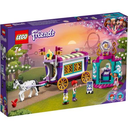 Lego Friends Magisk husvagn