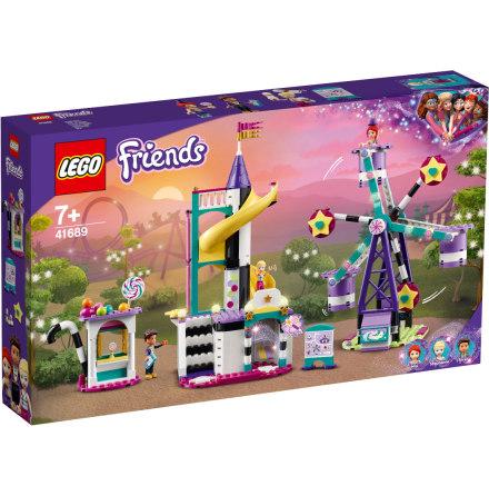 Lego Friends Magiskt pariserhjul och rutschkana