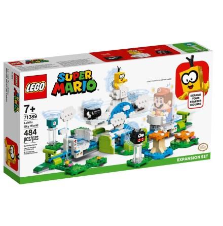 Lego Super Mario Lakitus luftvärld - Expansionsset
