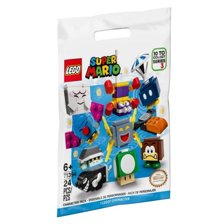 Lego Super Mario Karaktärspaket - Serie 3 71394 (1 påse)