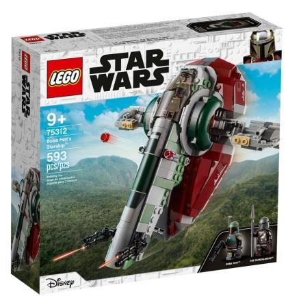 Lego Star Wars Boba Fett's Starship