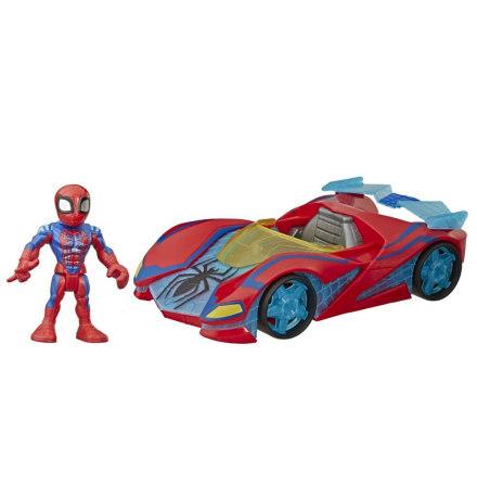 Spider-Man Web Racer, Super Hero Adventures