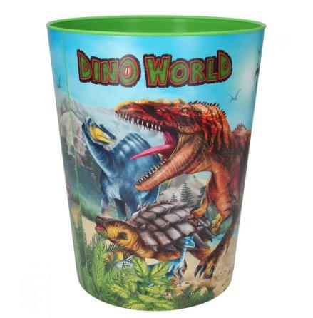 Dino World Papperskorg, Dinsaurier