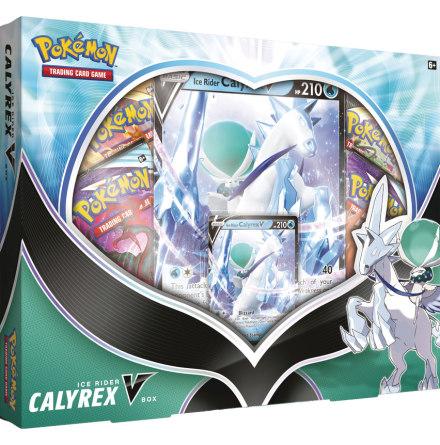 Pokémon TCG - Ice Rider Calyrex V Box