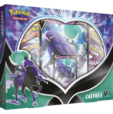 Pokémon TCG - Shadow Rider Calyrex V Box