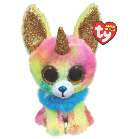 TY Beanie Boo's Yips Chihuahua med Horn