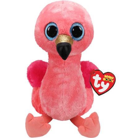 TY Beanie Boo's Gilda Rosa Flamingo