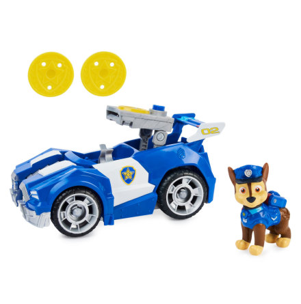 Paw Patrol Movie Deluxe Vehicle, Chase