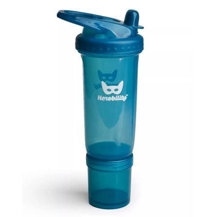 Herobility Sportflaska, 300ml, Stone Blue