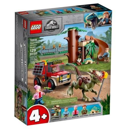 Lego Jurassic World Dinosaurierymning med Stygimoloch