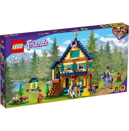 Lego Friends Ridcenter i skogen