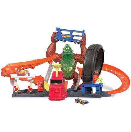 Hot Wheels City Toxic Gorilla Slam