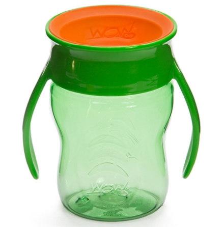 WOW Cup Baby, Grön Tritan