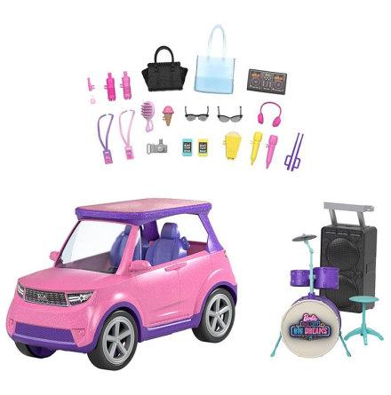 Barbie Big City Dreams Transforming SUV
