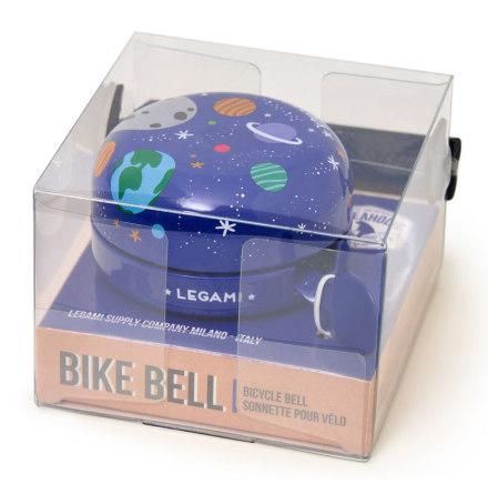 Ringklocka för Cykel, Rymden, Legami