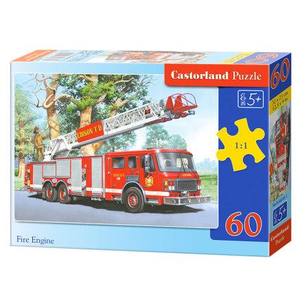 Fire Engine, Pussel, 60 bitar