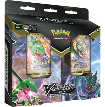 Pokémon V Battle Deck Rayquaza Vs. Noivern