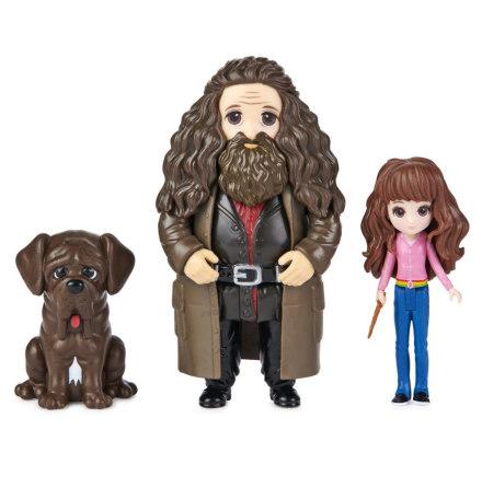 Harry Potter Magical Mini Friendship Set, Hermione & Hagrid, Wizarding World
