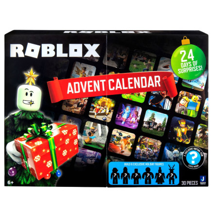 Roblox Adventskalender 2021