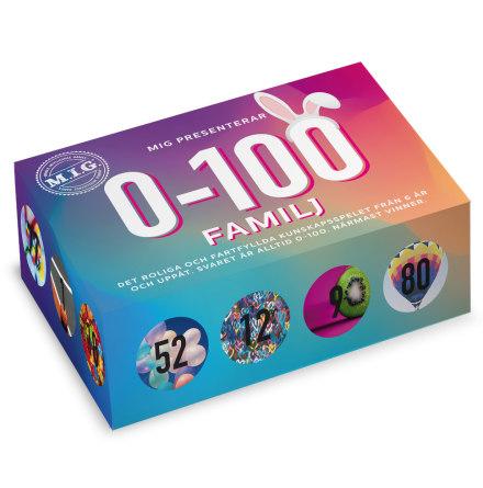 MIG 0-100 Familj