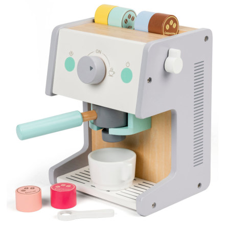 3-2-6 Espressomaskin i Trä