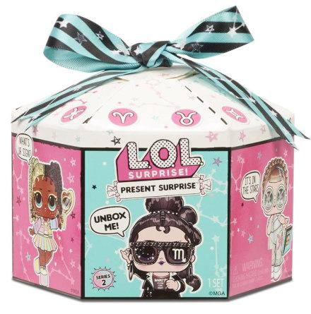 L.O.L. Surprise! Present Tot docka i presentask