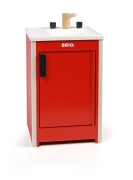 BRIO Diskbänk, Röd
