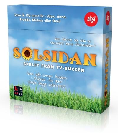 Solsidan - Spelet från TV-Succén