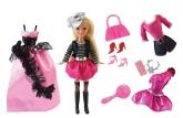 Sparkle Girlz Modebutik, Blondin