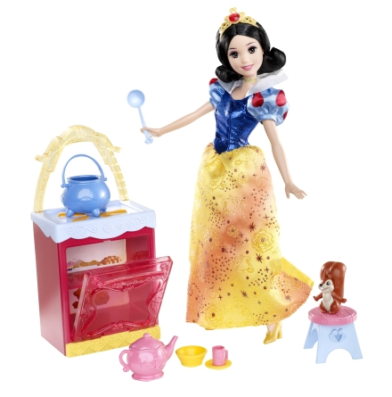 Disney Prinsessa & Möbel, Snövit