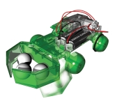 Alga Science Robot Ball Collector
