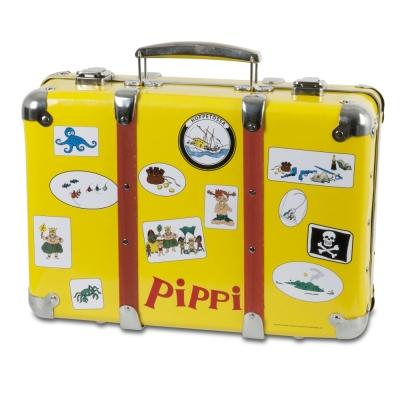 Pippi Koffert Gul, 35 cm