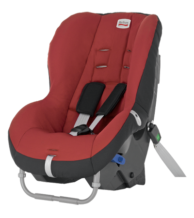 Britax Hi-Way II, Chili Pepper