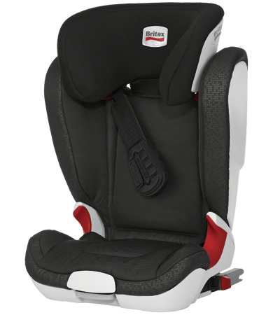 Britax Kidfix XP,  Black Thunder